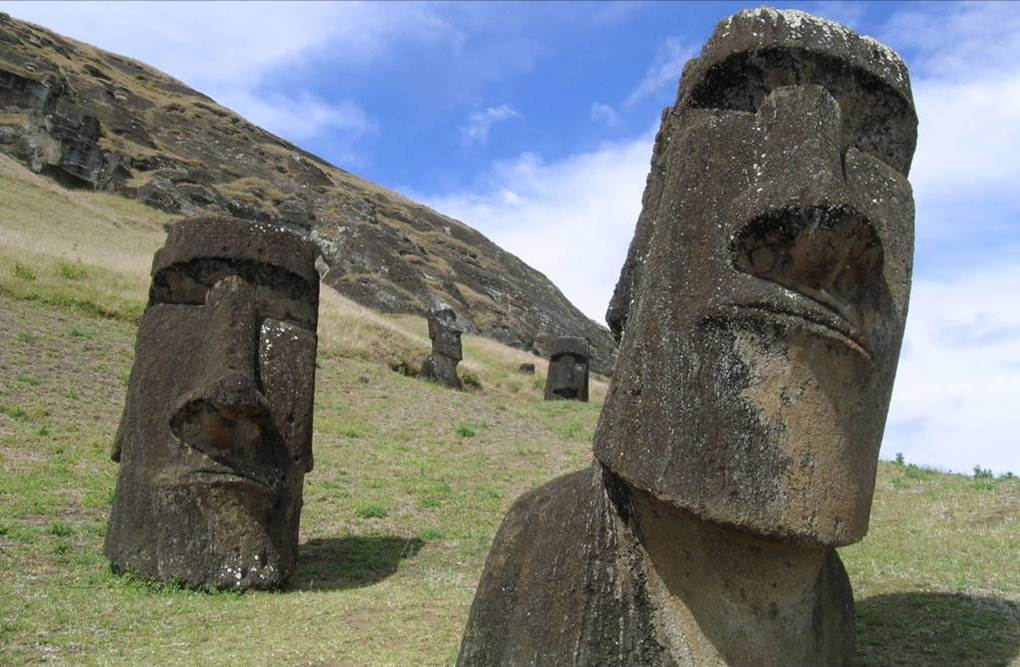 Easter Island Tours From Usa